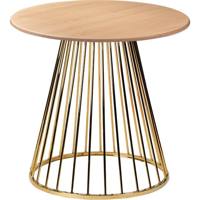Обеденный стол Twister Gold бук