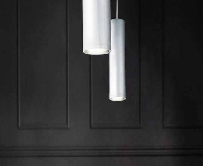 Подвесной светильник Shelby белого цвета