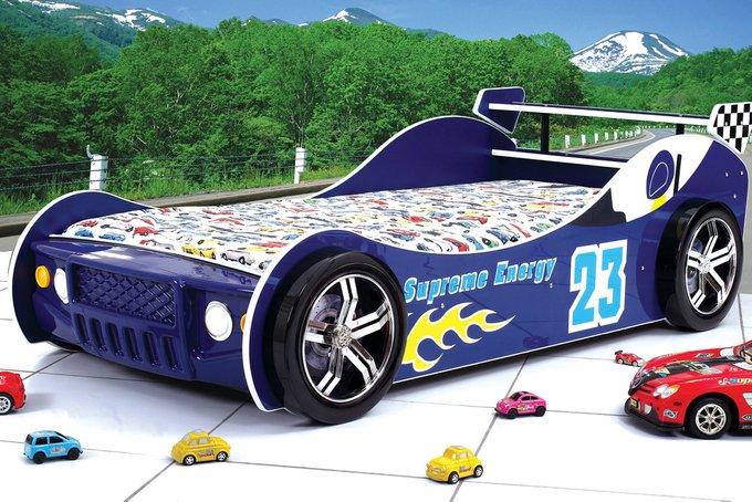 Кровать-машина Supreme Energy Racing