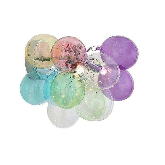 Бра Sospiro из разноцветных шаров