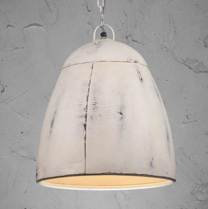 Светильник подвесной из металла