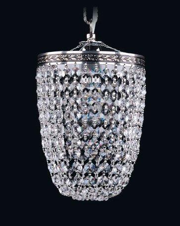 Подвесной светильник Bohemia Ivele Nickel Black