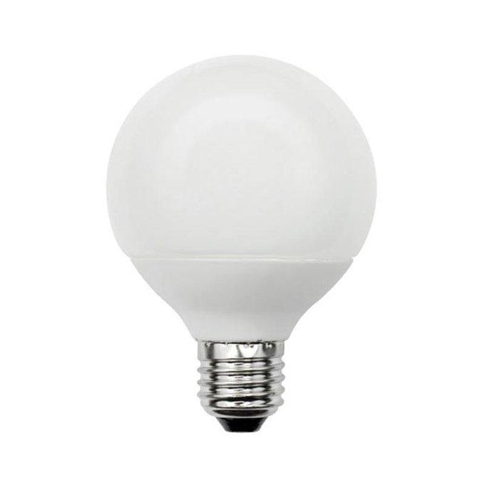 Лампа энергосберегающая Шар матовый