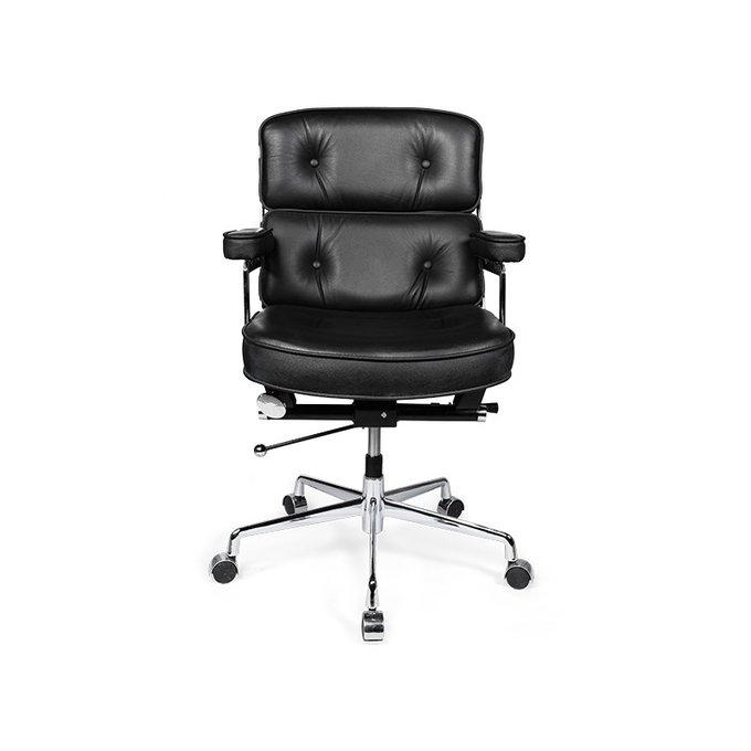 Кресло офисное Douve черного цвета
