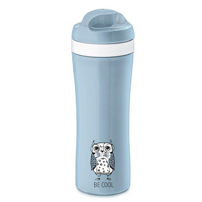 Бутылка Elli голубого цвета