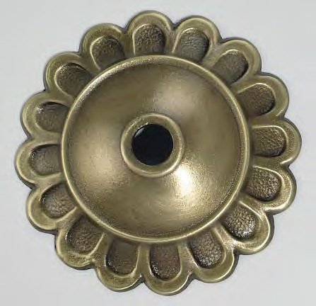 Настенный светильник Zonca с текстильным плиссированным абажуром цвета слоновой кости