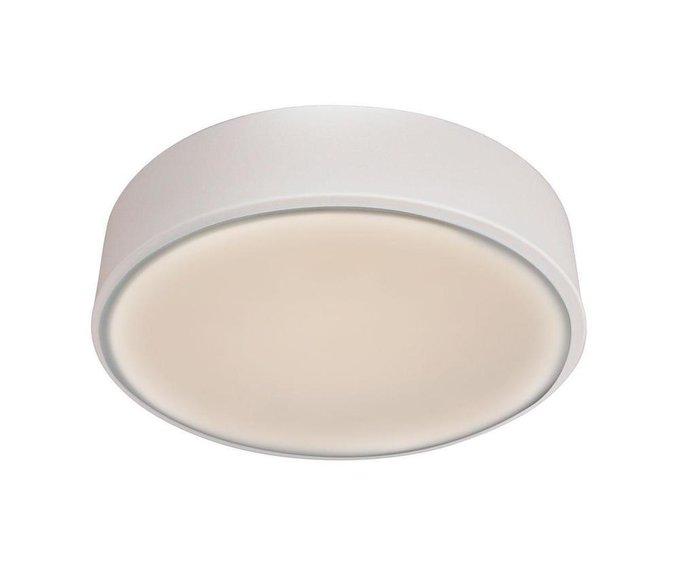 Потолочный светодиодный светильник Медина белого цвета
