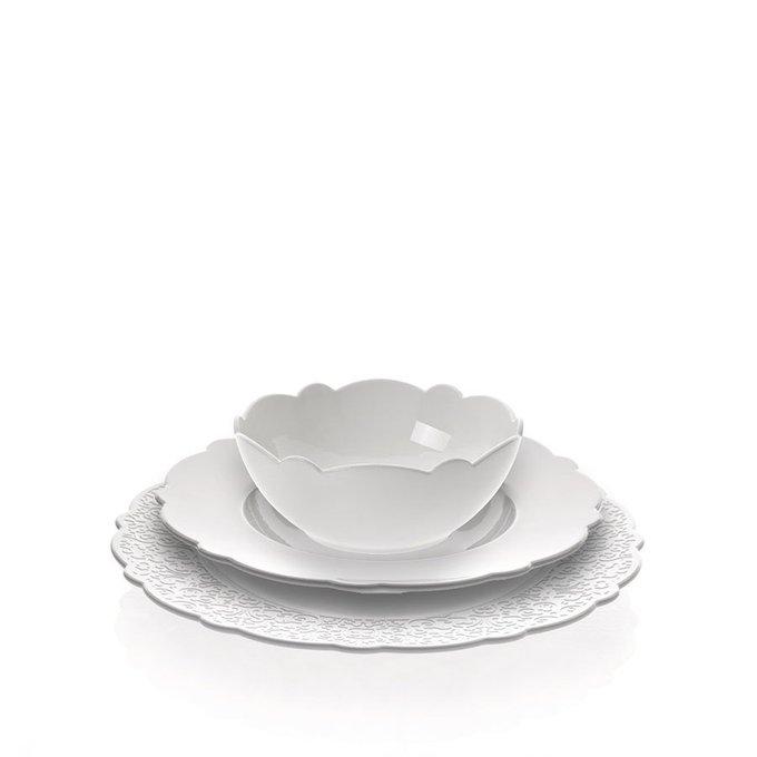 Тарелка обеденная dressed