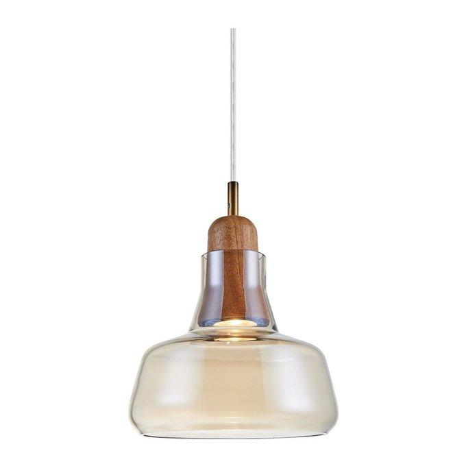 Подвесной светильник Ola с плафоном из стекла