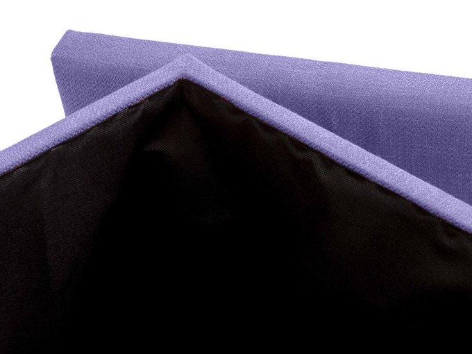 Пуф Craft 2 лавандового цвета с ёмкостью для хранения