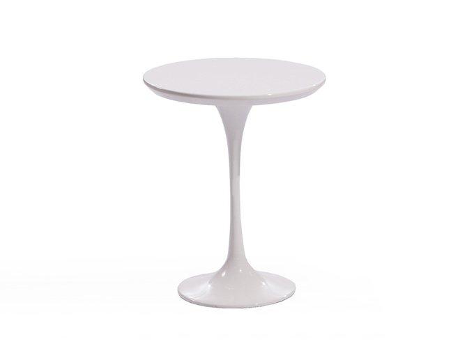 Кофейный стол Apriori T белого цвета