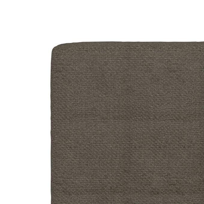 Кровать Сиена 140х200 с серым изголовьем и подъемным механизмом