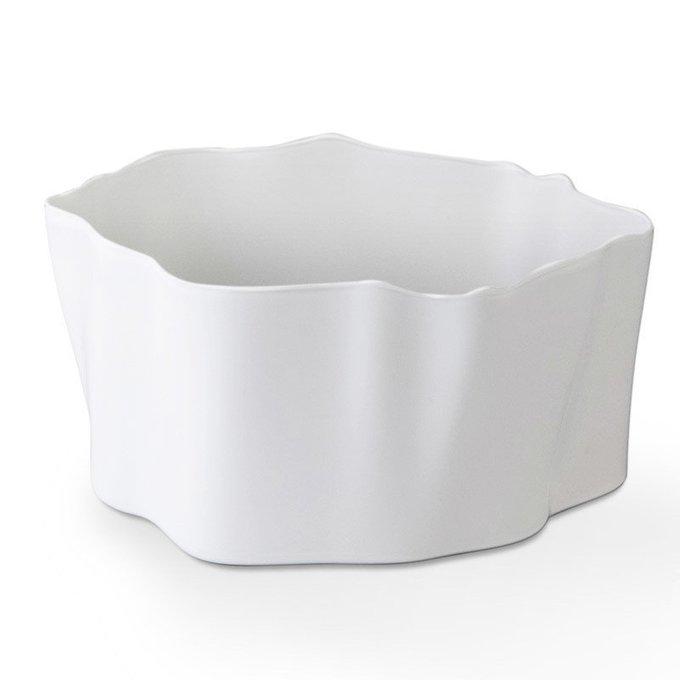 Органайзер Qualy flow белого цвета
