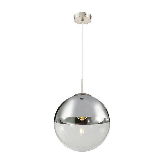 Подвесной светильник Varus с плафоном из стекла