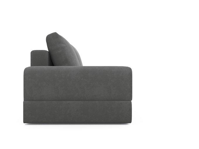 Диван-кровать Elke серого цвета