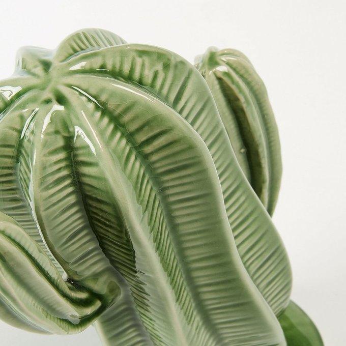 Фигурка Cactis зеленого цвета