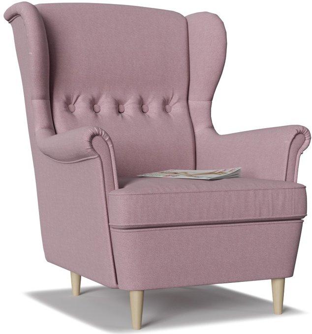Кресло Торн Porshe Pink розового цвета