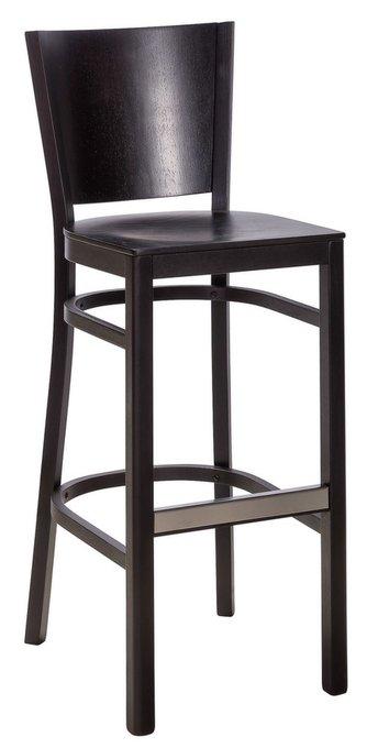 Барный стул Бергамо цвета венге