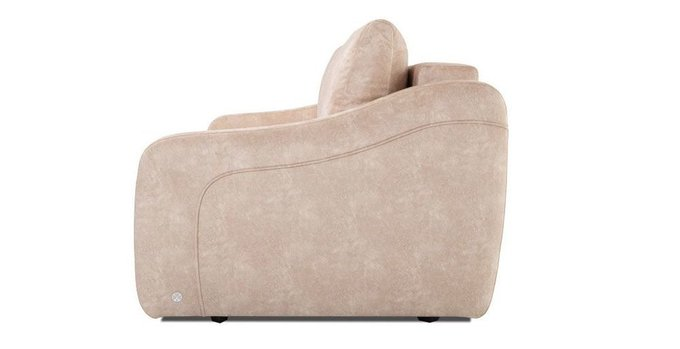Прямой диван-кровать Иден бежевого цвета