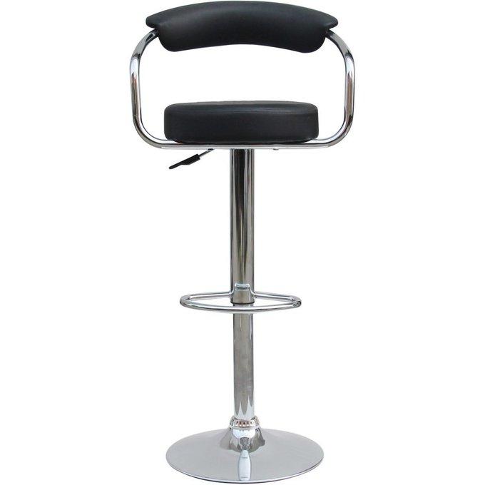 Барный стул Орион черного цвета