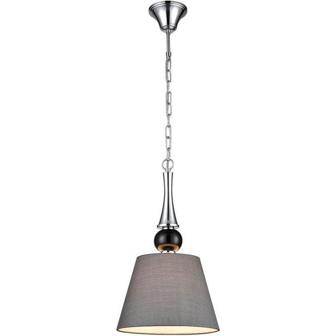 Подвесной светильник Percy серого цвета