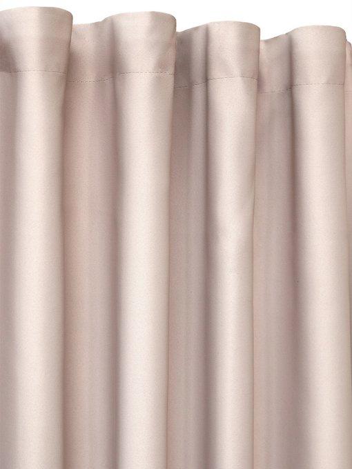 Штора блэкаут Beige бежевого цвета