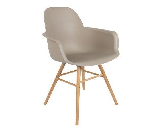 Кресло Albert Kuip бежевого цвета