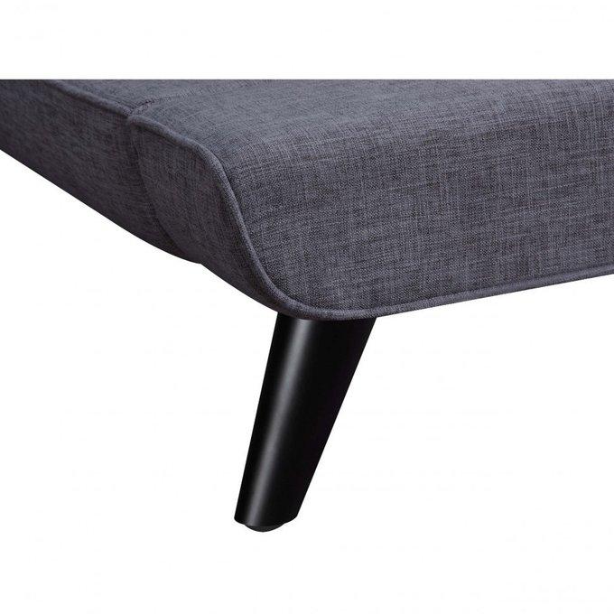 Кровать Chameleo темно-серого цвета 160х200