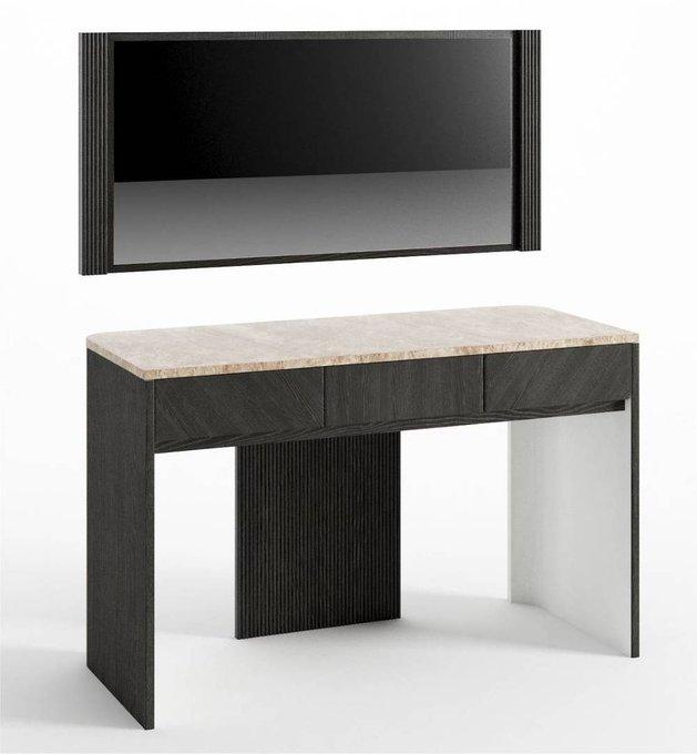 Стол для макияжа и зеркало Briotti цвет Белла