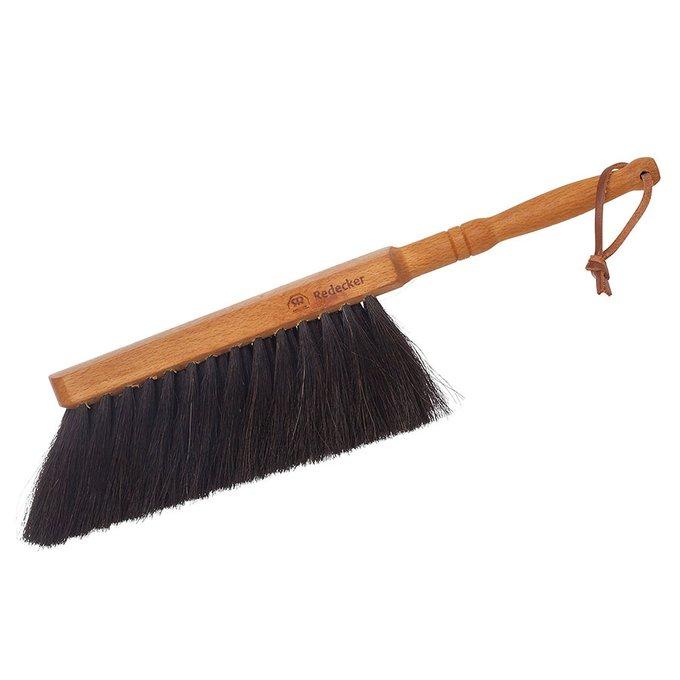 Щётка для уборки с ручкой из дерева