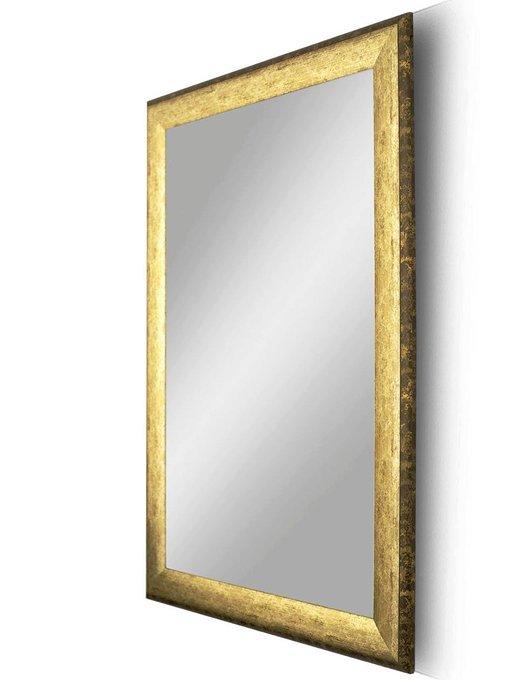 """Зеркало в позолоченной гладкой  раме """"Мангалия"""""""