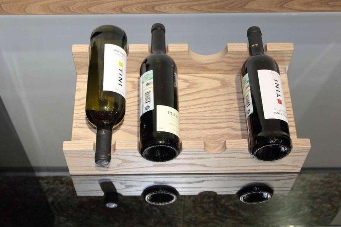 Подставка Milano для четырех бутылок