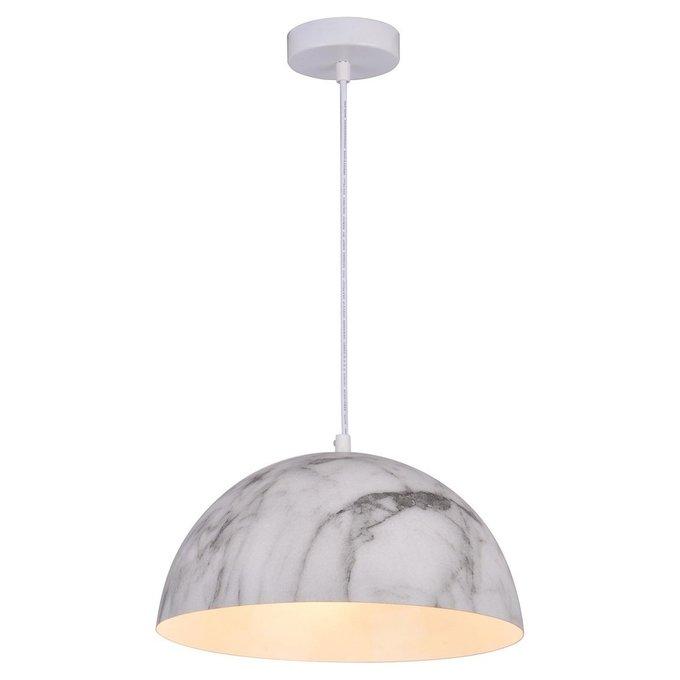 Подвесной светильник Lussole Lgo с плафоном из металла