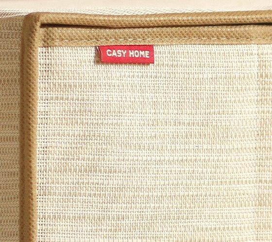 Коробка для хранения Casy Home с крышкой