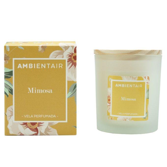Свеча ароматическая Мимоза Floral
