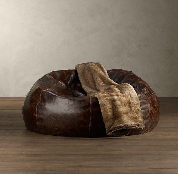 Кресло-мешок Grand leather