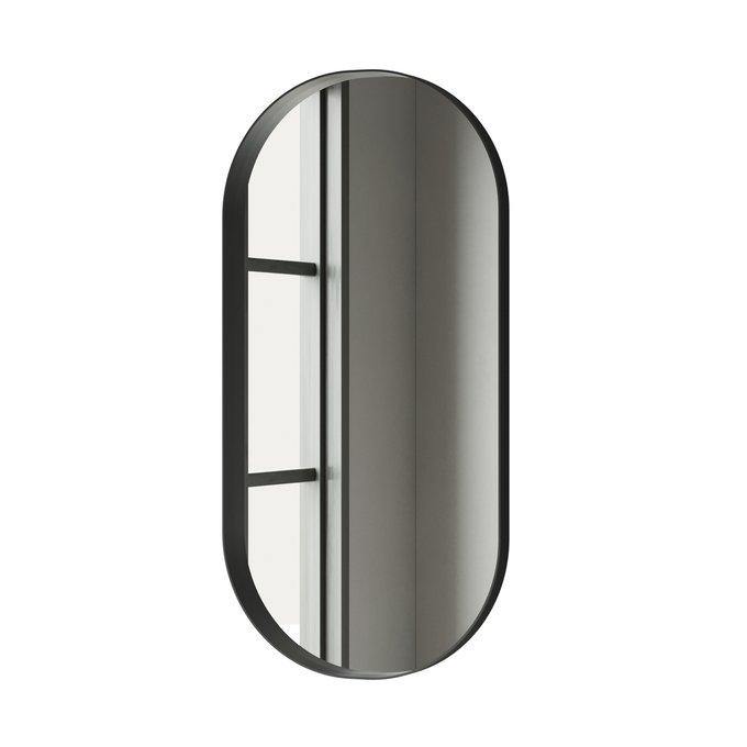 Зеркало Metal-2 в тонкой металлической раме
