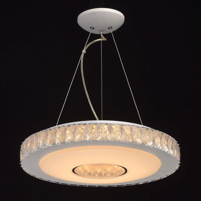 Подвесной светодиодный светильник Фризанте с пультом