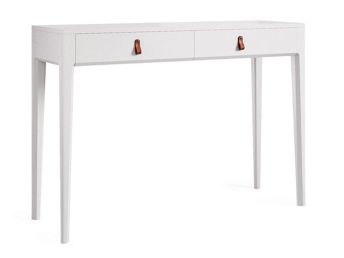 Консольный стол Case молочного цвета
