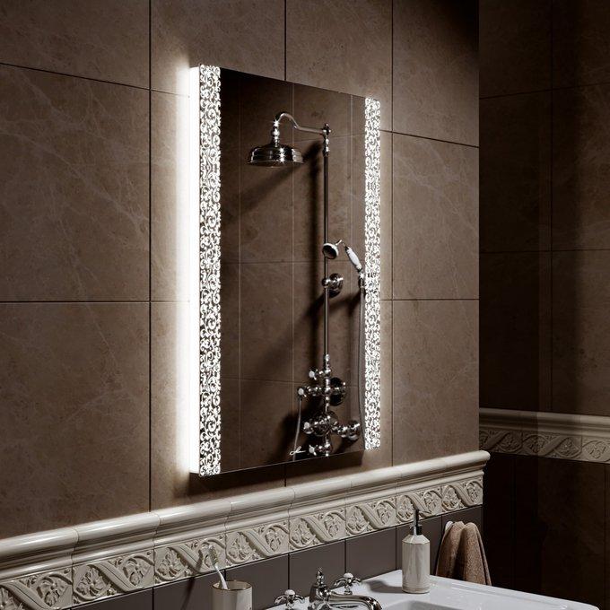 Зеркало с подсветкой Delveto 70