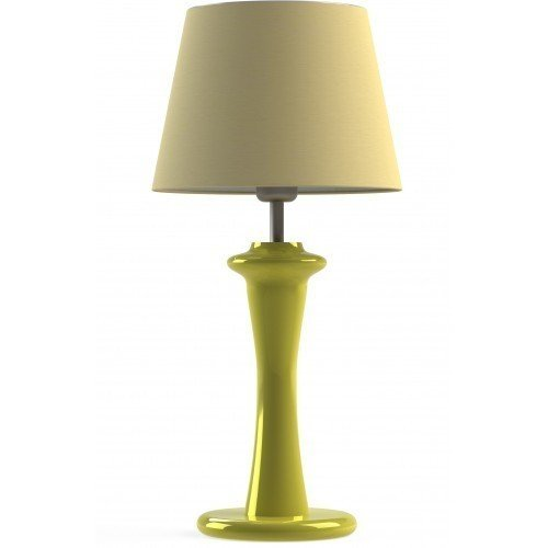 Настольная лампа Orion желтая