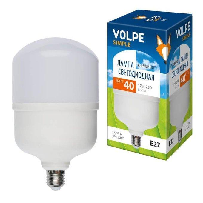 Лампа LED сверхмощная белого цвета