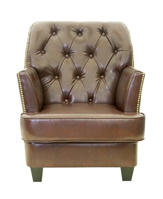 Кожаное кресло Noff