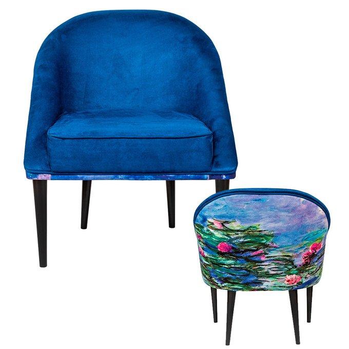 Кресло Водяные лилии