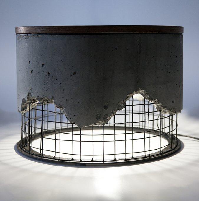Журнальный столик Arma с подсветкой