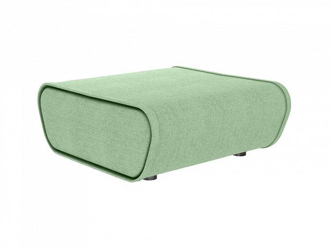 Пуф Neya светло-зеленого цвета