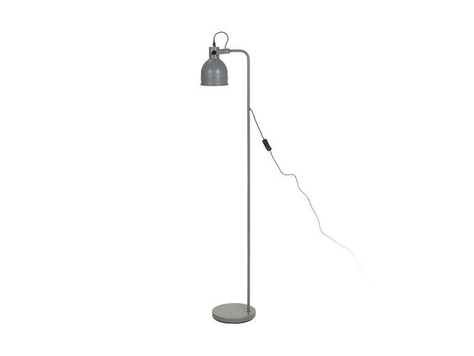 Светильник напольный Almelo серого цвета