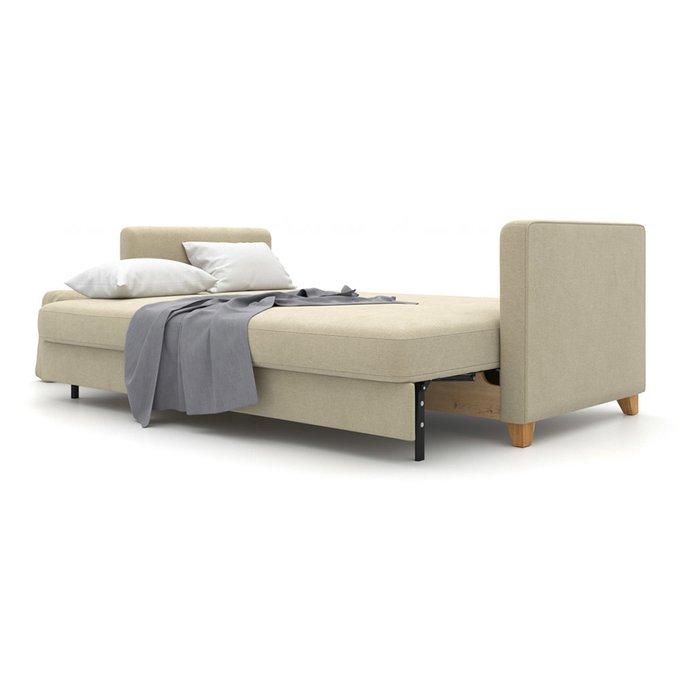 Диван-кровать Bari EKL трехместный белый