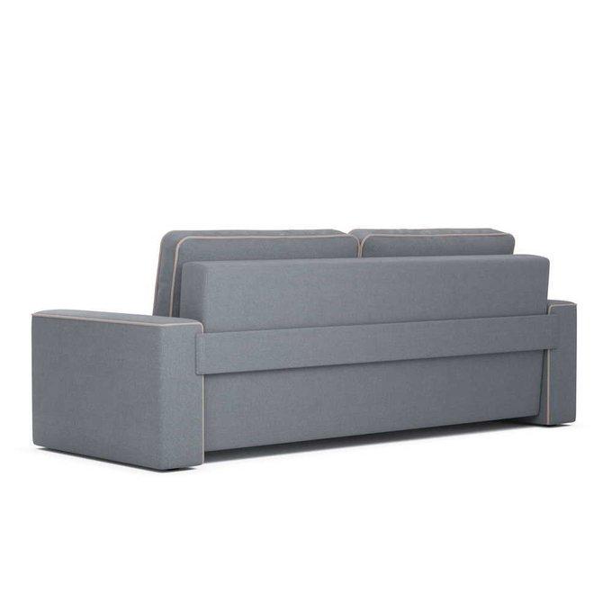 Диван-кровать Стаут серого цвета