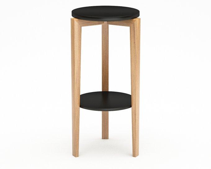 """Кофейный столик TorySun """"Aster"""" с ножками из массива дуба"""